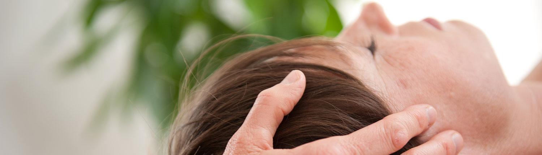 Lisbeth Hove Vestergaard bruger osteopati imod hovedpine i osteopatiklinikken
