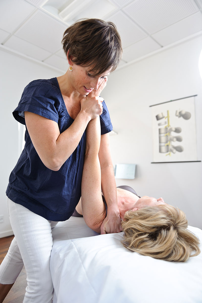 Lisbeth er osteopat i Kolding